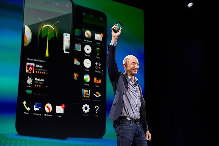 Αmazon: Το πρώτο smartphone με 3D δυνατότητες