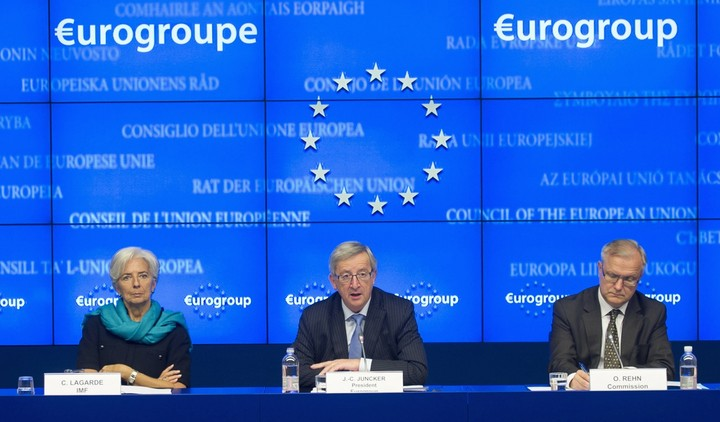 Στο Eurogroup το πρόγραμμα δημοσιονομικής προσαρμογής της Ελλάδας