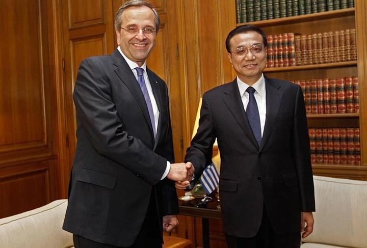 Οι 19 επιχειρηματικές συμφωνίες και τα μνημόνια Ελλάδας - Κίνας