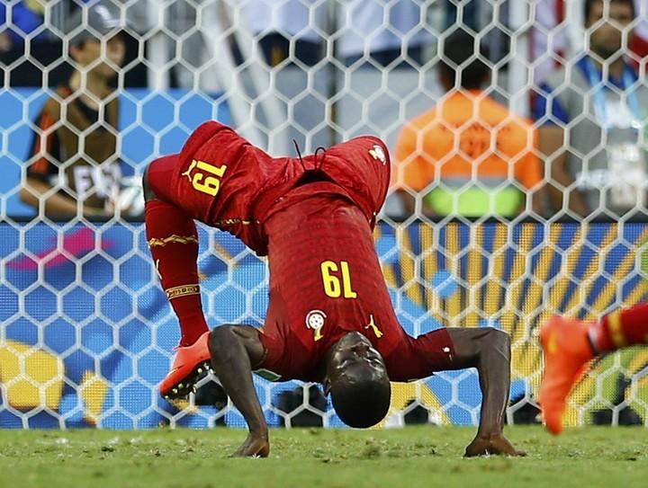Μουντιάλ: Αποκάλυψη για στημένους αγώνες της Γκάνας