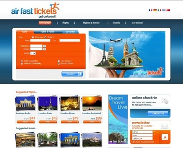 Αναστολή της online έκδοσης εισιτηρίων της AirFastTickets από την ΙΑΤΑ