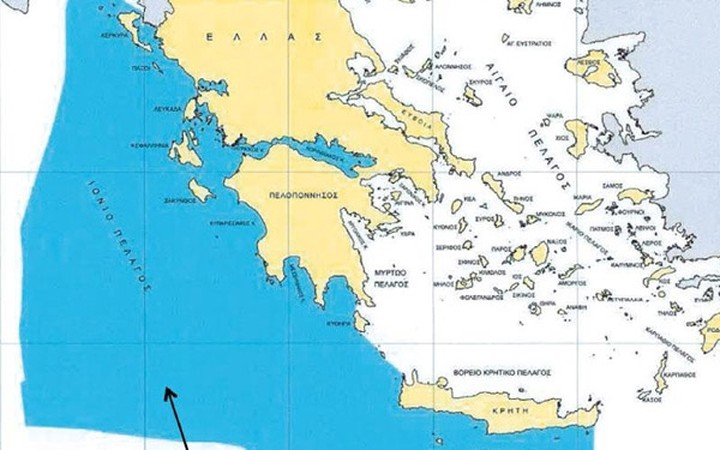 Τον Ιούλιο ο διαγωνισμός για τις έρευνες υδρογονανθράκων σε Ιόνιο και Κρήτη