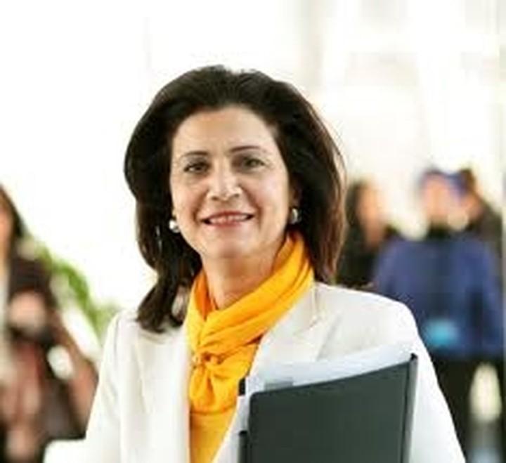 Προέδρος του Ινστιτούτου Δημοκρατίας η Ρόδη Κράτσα