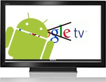 Η Google με το Android TV στην κατ'  οίκον ψυχαγωγία (Video)