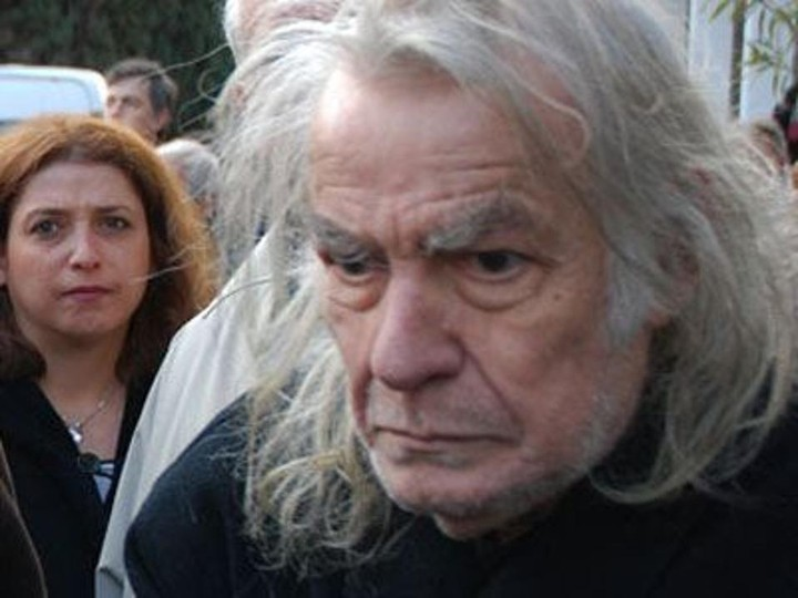Έφυγε το πρωί ο Οδυσσέας Χατζόπουλος