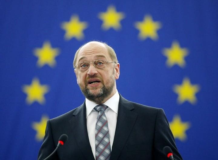 Επανεξελέγη πρόεδρος του Ευρωπαϊκού Κοινοβουλίου ο Μάρτιν Σουλτς