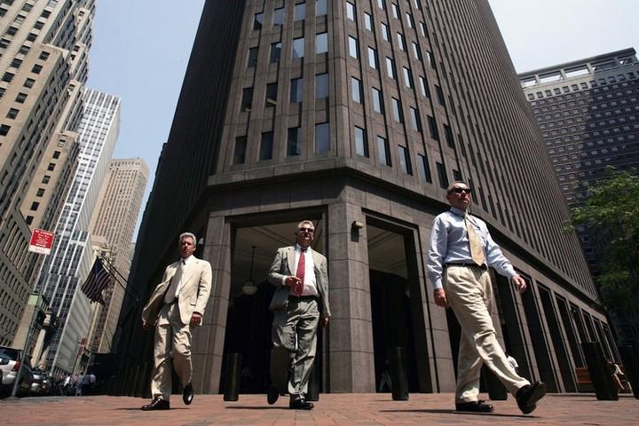 Τα golden boys της Goldman Sachs.... και τα όργια