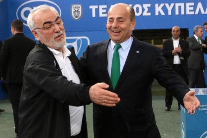 Γιατί γελάνε στον Ολυμπιακό με Παναθηναϊκό-ΠΑΟΚ;