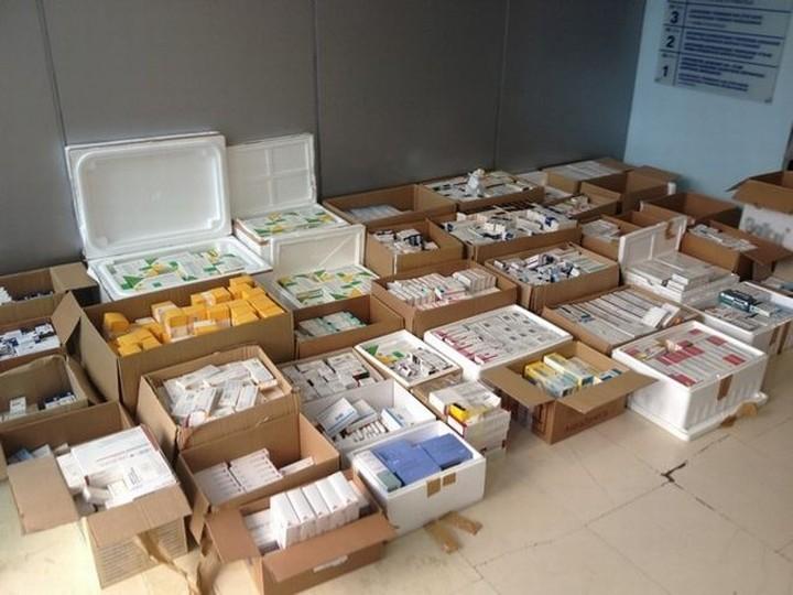 Λαθραία εισαγωγή φαρμάκων υψηλού κόστους από τα Σκόπια