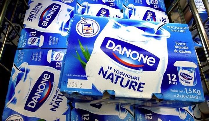 Ανάπτυξη το 2014 προβλέπει η Danone
