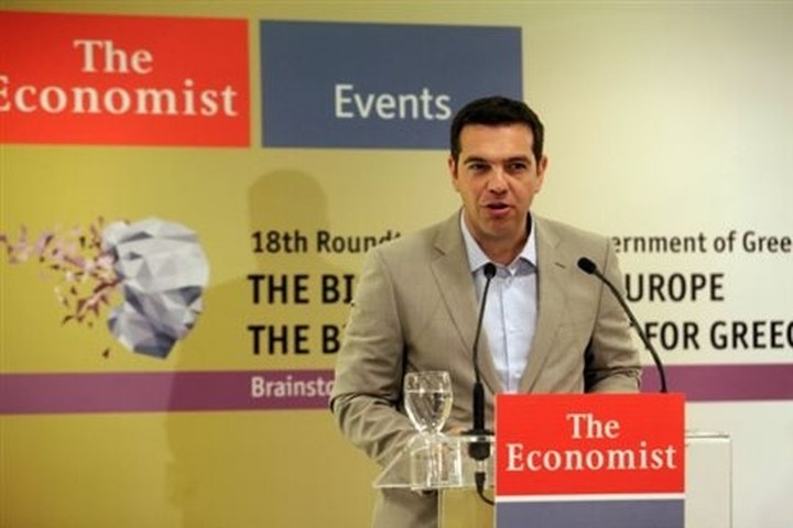 Τσίπρας στο Economist: Το σχέδιο του ΣΥΡΙΖΑ για τη ΔΕΗ