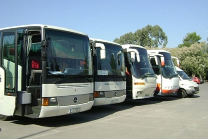 """Ξεκινά το """"Ηλεκτρονικά Αναγνώσιμο Σήμα"""" στα τουριστικά λεωφορεία"""