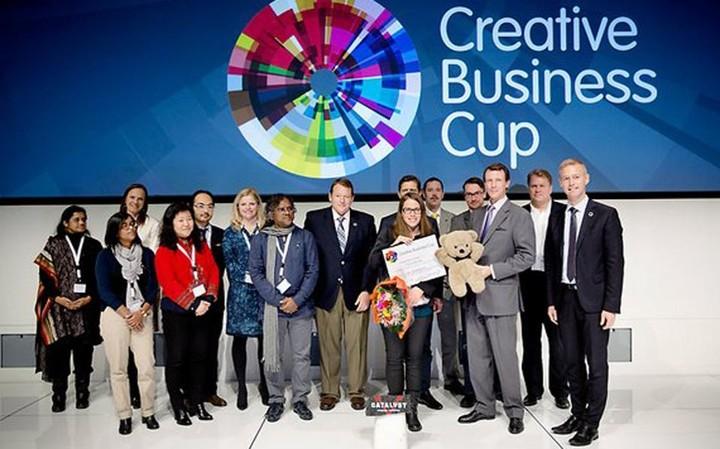 Οι λεπτομέρειες για τον διαγωνισμό επιχειρηματικότητας Creative Business Cup