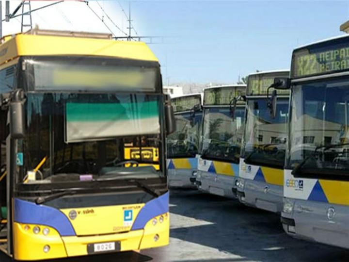 Χωρίς λεωφορεία από Δευτέρα η Θεσσαλονίκη