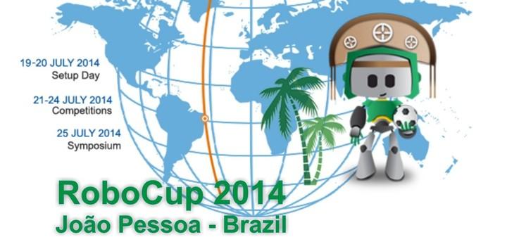 Το Mundial τελείωσε,  αρχίζει το «RoboCup 2014»