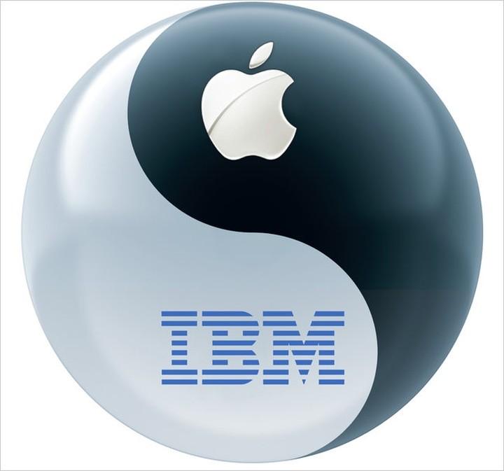 Αpple και IBM ενώνουν δυνάμεις με στόχο επιχειρήσεις και βιομηχανία
