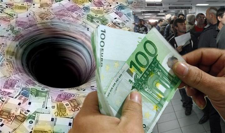Τι περικόπτουν οι Ελληνες - 4 στους 10 φοβούνται νέα μείωση εισοδημάτων