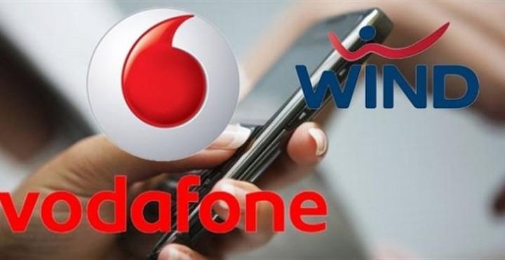 Vodafone και Wind εις σάρκαν μίαν;