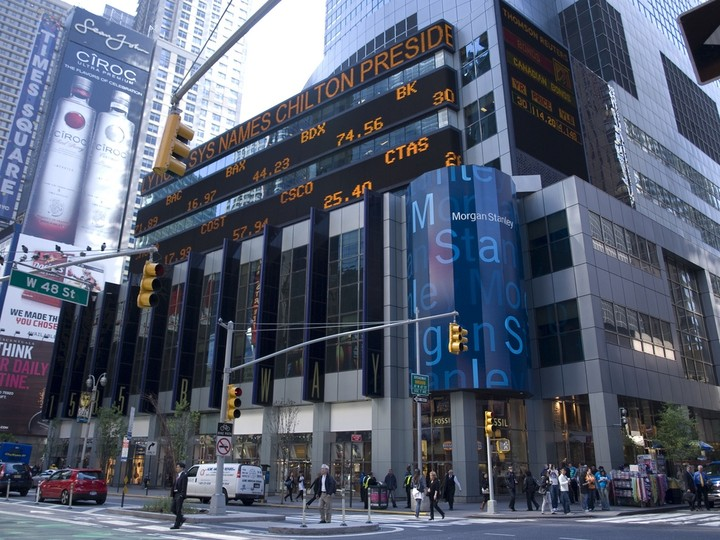 Μπόνους 37 εκατ. δολ. σε στέλεχος της Morgan Stanley