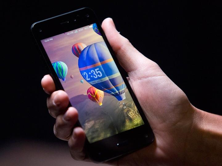 Ιδού το κινητό της Amazon, Fire Phone