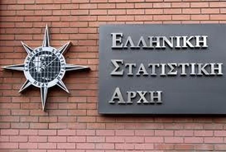 ΕΛΣΤΑΤ: Κατά 4,9% μειώθηκε ο τζίρος της βιομηχανίας τον Μάϊο