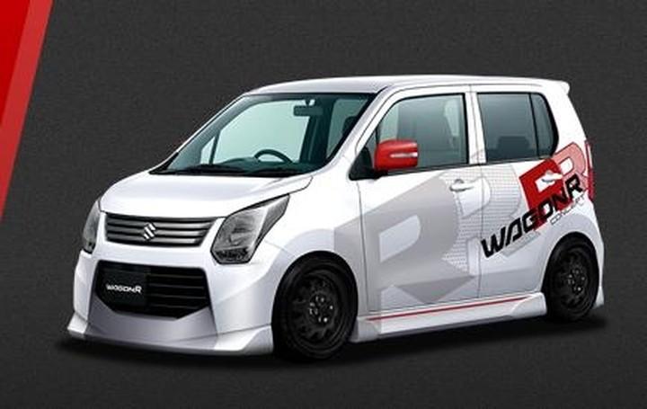 Ανάκληση αυτοκινήτων Suzuki τύπου Wagon R+