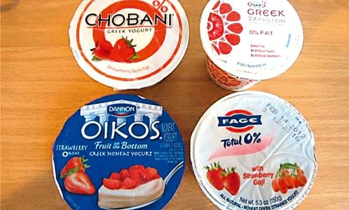 Η Danone «τσακίζει» το γιαούρτι του Chobani στις ΗΠΑ και η ΦΑΓΕ δίνει τα … ρέστα της