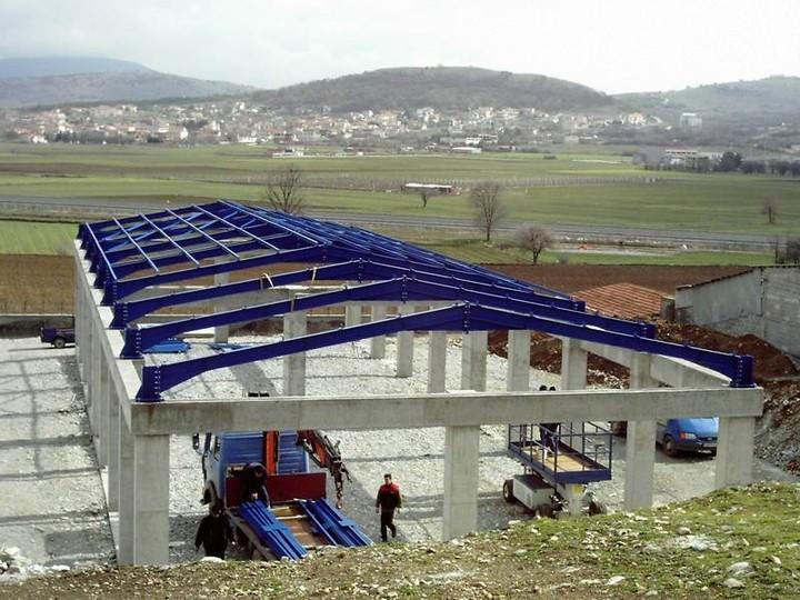 ΕΛΣΤΑΤ: Κάμψη3,5% στις τιμές έργων κατασκευής νέων κτηρίων