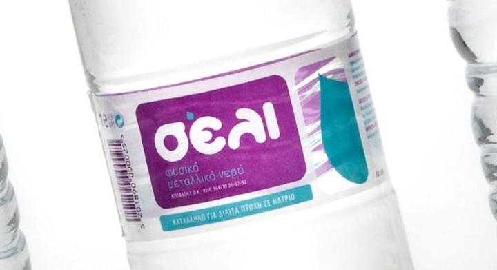 Απόσυρση του εμφιαλωμένου νερού «Σέλι» για αποικία εντερόκοκκων