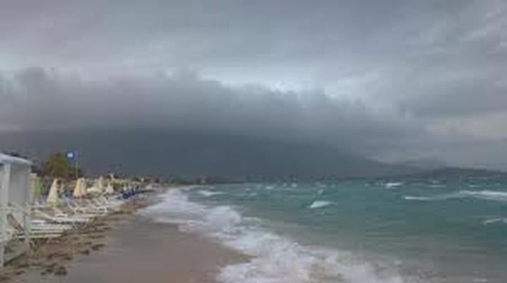 Χαλάζι και ισχυρούς ανέμους, προβλέπει η ΕΜΥ