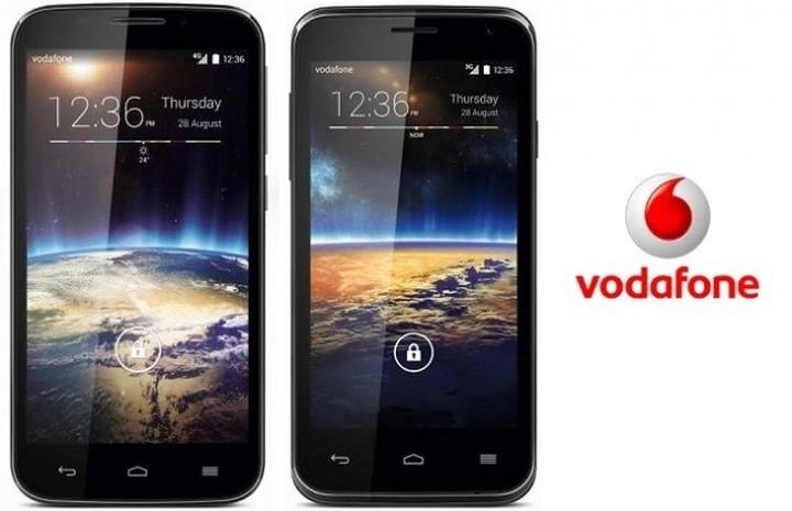 4G smartphone από τη Vodafone με υπογραφή Google