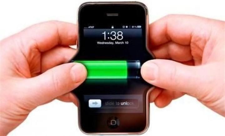 Φόρτισε τις μπαταρίες του κινητού σου σε 26 δεύτερα