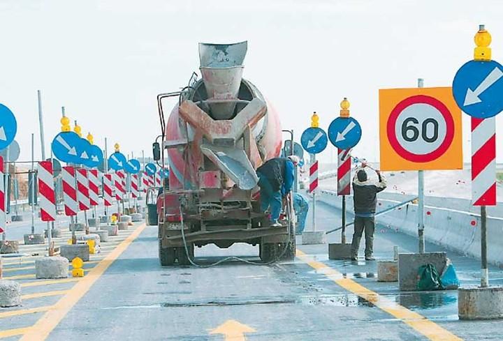 ΠΑΘΕ: Διακοπές στην κυκλοφορία των οχημάτων τον Αύγουστο και το Σεπτέμβριο