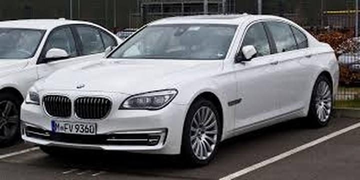 Πρόγραμμα ανάκλησης αυτοκινήτων BMW
