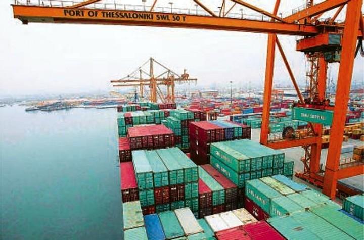 Αύξηση εισαγωγών 9,4% και εξαγωγών 11,3%, το μήνα Ιούνιο
