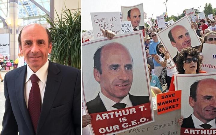 Απεργία για την απόλυση του Ελληνα CEO της Market Βasket