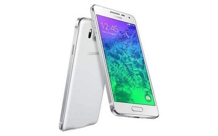 Λεπτότερο και μικρότερο το Samsung Galaxy Alpha