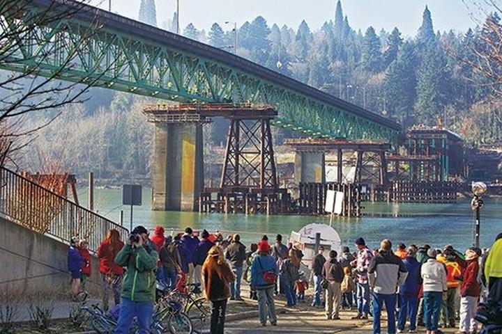 Πωλείται η Γέφυρα Σέλγουντ στο Πόρτλαντ