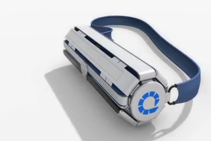 Το laptop που...διπλώνει (Video)
