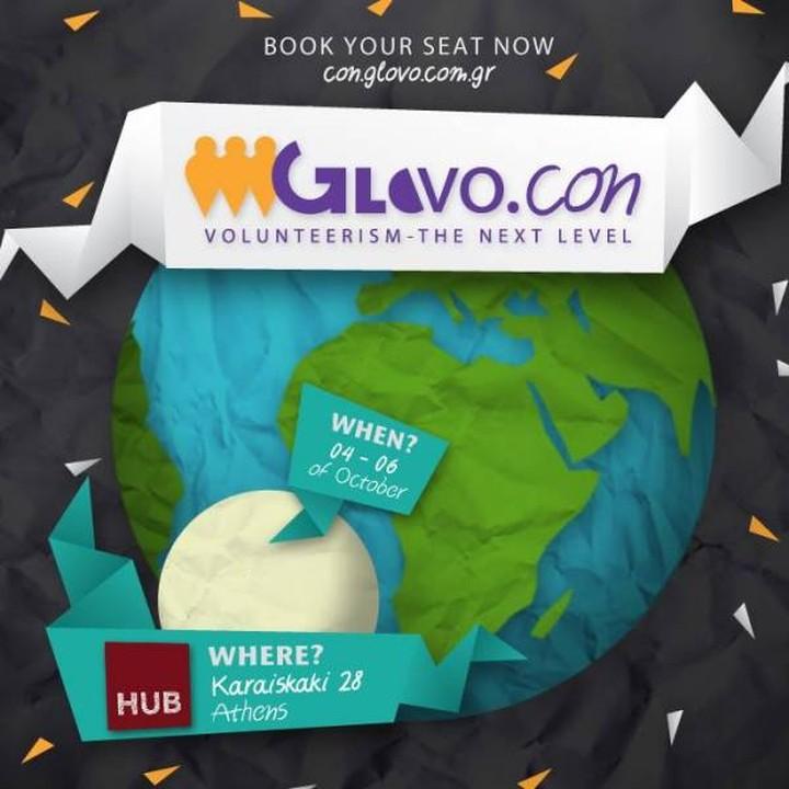 GloVo: Παγκόσμια πλατφόρμα εθελοντισμού