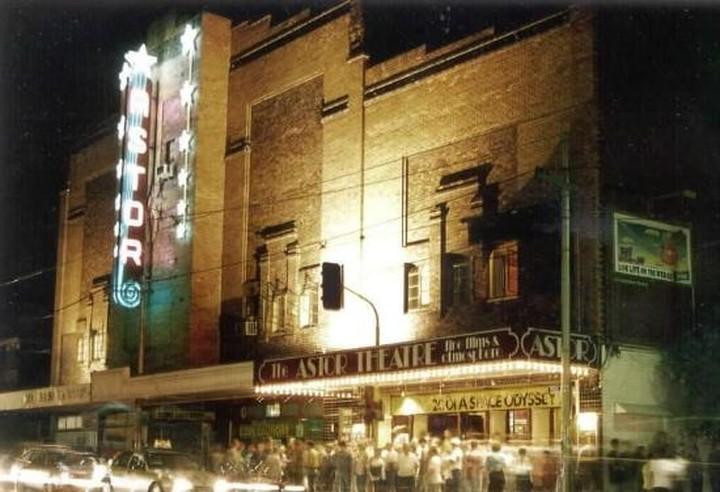Κλείνει ο ιστορικός ελληνικός κινηματογράφος Astor Theatre