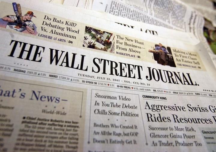 "H εισηγμένη ""ζόμπι"" η Wall Street Journal και η απάντηση του ιδιοκτήτη"