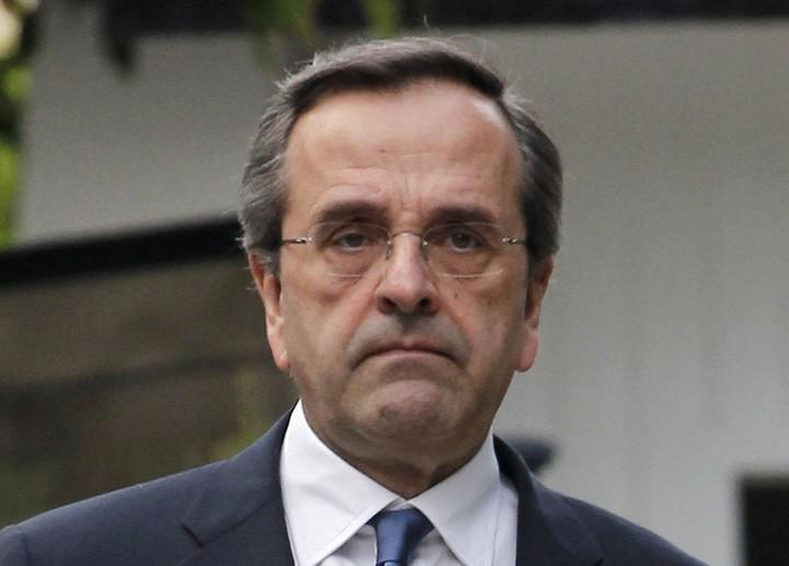 Σαμαράς: Δείγμα εμπιστοσύνης στην Ελλάδα η τοποθέτηση του Δ. Αβραμόπουλου ως Επιτρόπου Μετανάστευσης