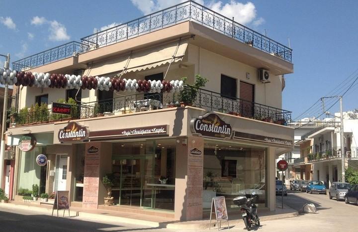 Ημερήσιο τζίρο μέχρι 2.000 ευρώ υπόσχονται οι φούρνοι Costantin