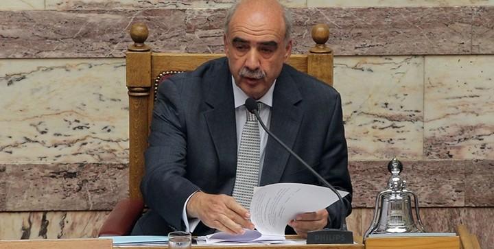Κατατέθηκε η πρόταση ψήφου εμπιστοσύνης της κυβέρνησης