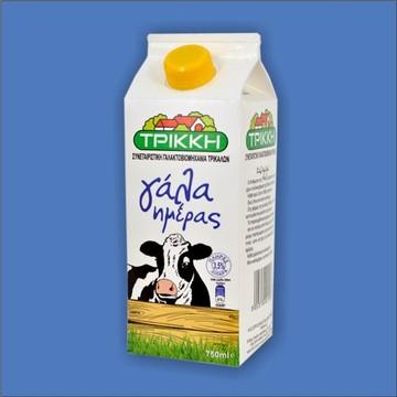 """Και η Τρίκκη στο """"γάλα ημέρας"""" - Ικανοποιητικές οι πωλήσεις για Vivartia"""