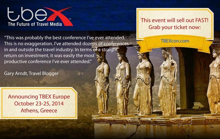 Διεθνής συνάντηση ταξιδιωτικών bloggers στην Αθήνα