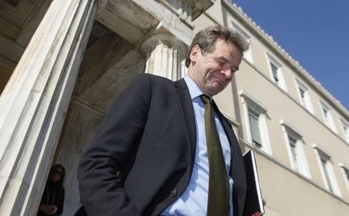 Διευθυντής του ευρωπαϊκού τμήματος του ΔΝΤ ο Πολ Τόμσεν