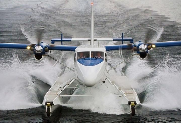 Hellenic Seaplanes: Επεκτείνει το δίκτυο των υδατοδρομίων της στην Κρήτη