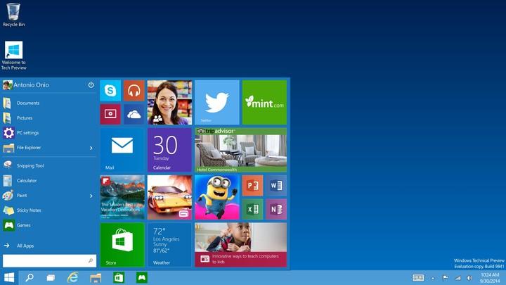 """Τα βήματα """"εξισορρόπησης"""" των καταναλωτών εν αναμονή των Windows 10"""